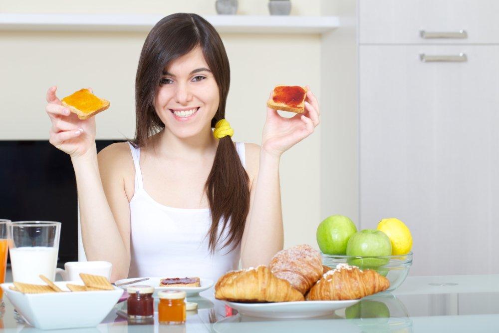 Déjeuner comme on l'aime et bien commencer sa journée